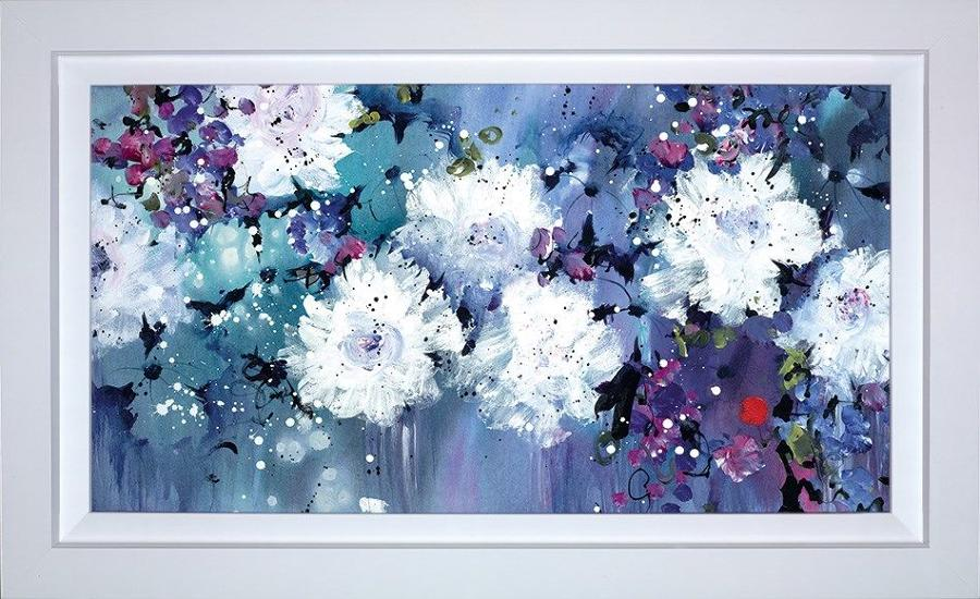Danielle O'Connor Akiyama Pure Heart Framed Art Print