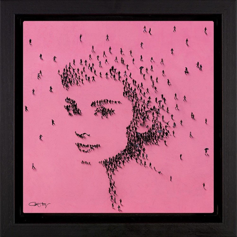 Princess by Craig Alan Framed Aluminium Art Print