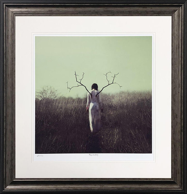 Rejuvenating Michelle Mackie Framed Art Print