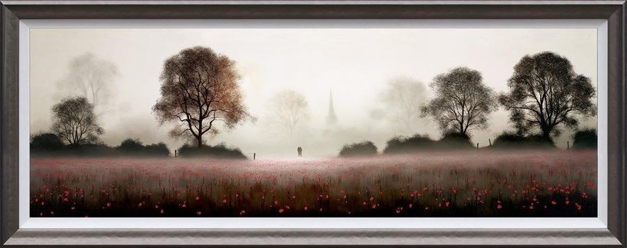 This Life We Share John Waterhouse Framed Art Print