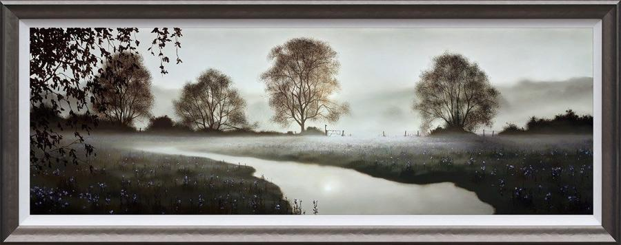 A Place to Dream John Waterhouse Framed Art Print