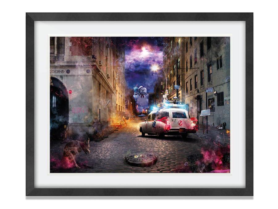 Saving The Day Framed Art Print by Mark Davies