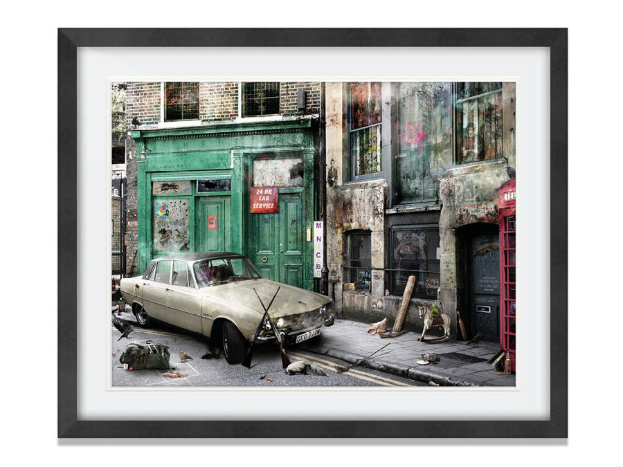 It's a Deal, It's a Steal Framed Art Print By Mark Davies