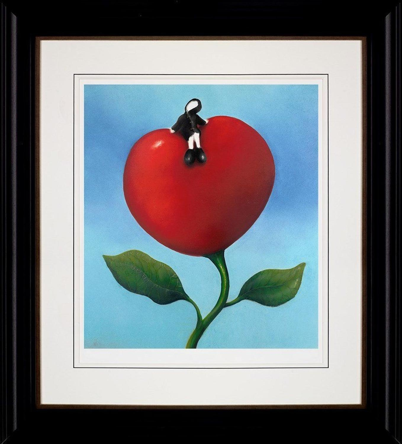 Love and Life by Mackenzie Thorpe Framed Art Print.