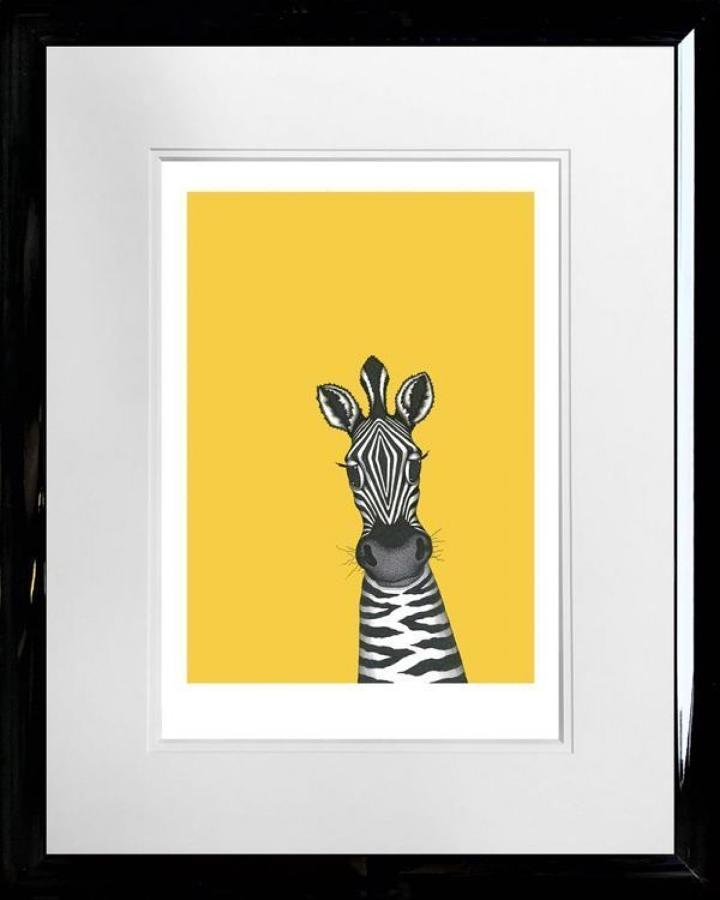 Jemima By Caroline Shotton Framed Art Print