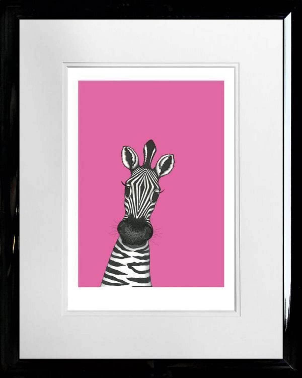 Penelope By Caroline Shotton Framed Art Print