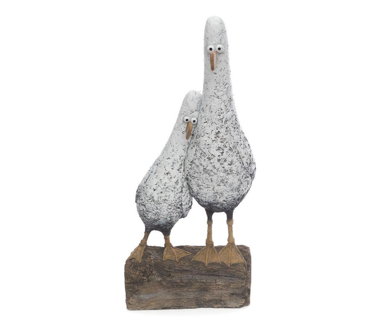 Home Birds by Rebecca Lardner Sculpture