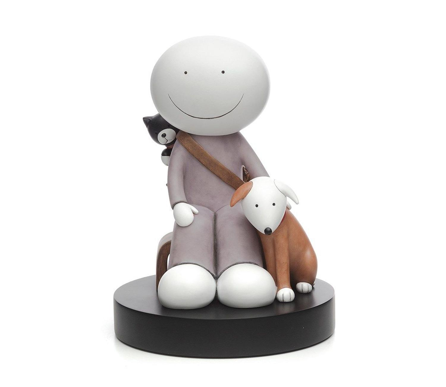 The Great Outdoors by Doug Hyde Sculpture