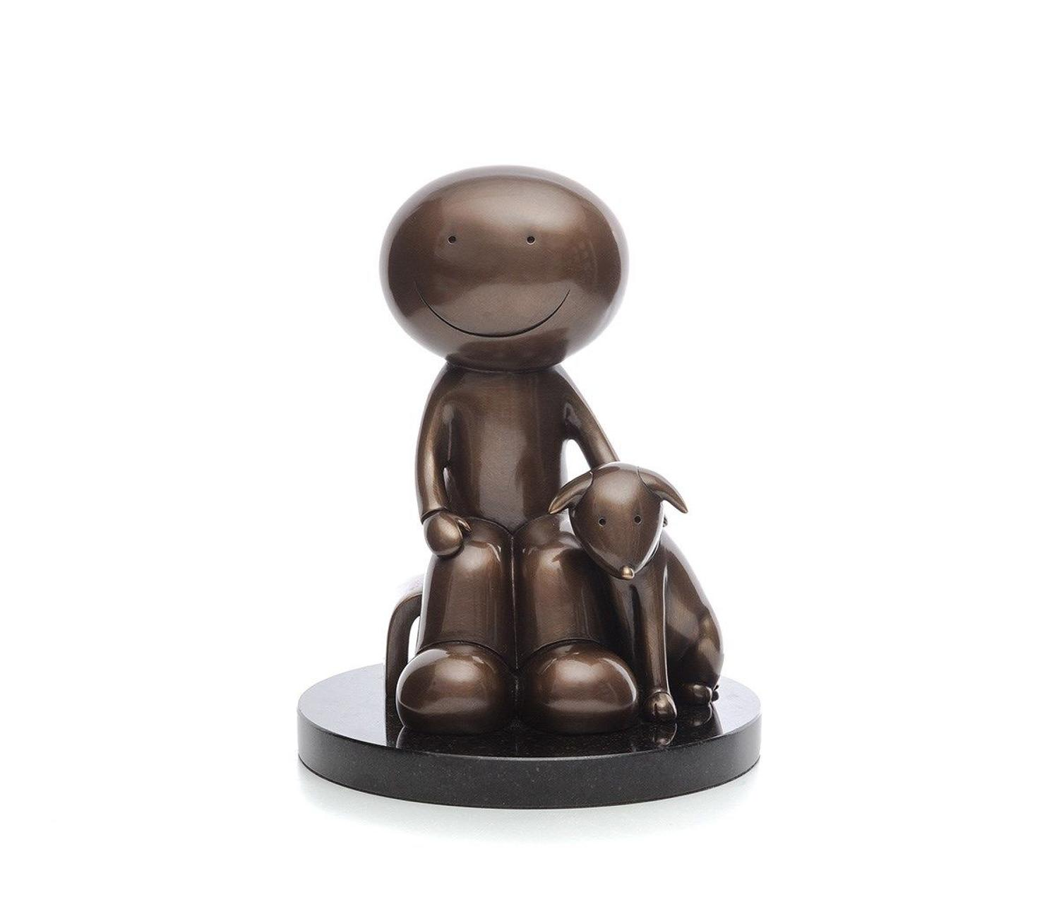 The Great Outdoors Bronze Sculpture By by Doug Hyde