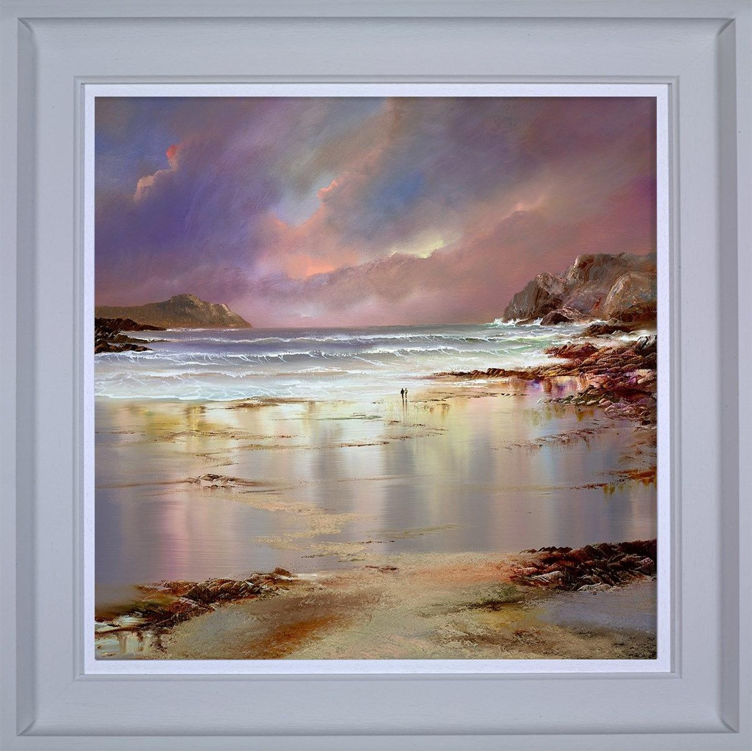Infinite Skies Framed Art Print by Philip Gray