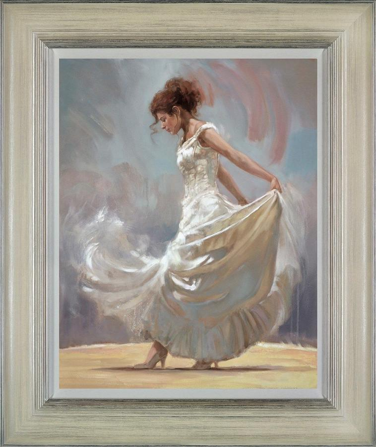Life and Liberty Framed Art Print by Mark Spain