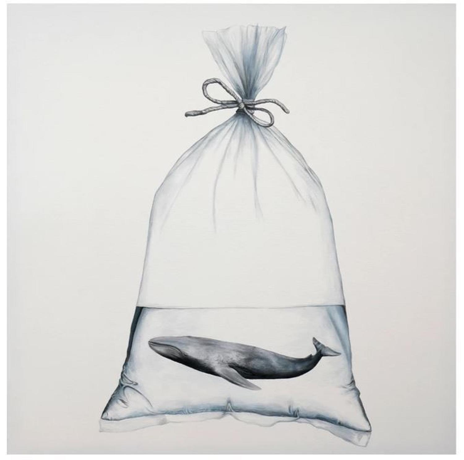 Baggage Art Print By Louise McNaught