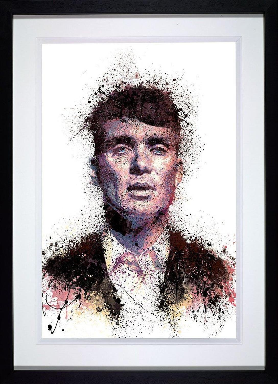By Order Of Framed Art Print by Daniel Mernagh