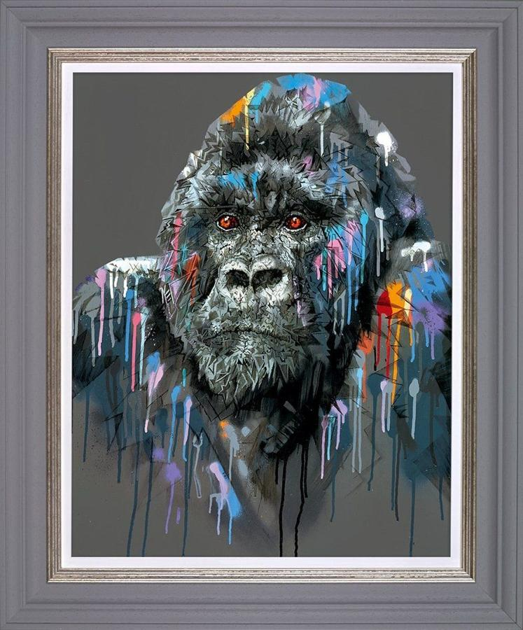 A Brave Heart Framed Art Print by Stephen Ford