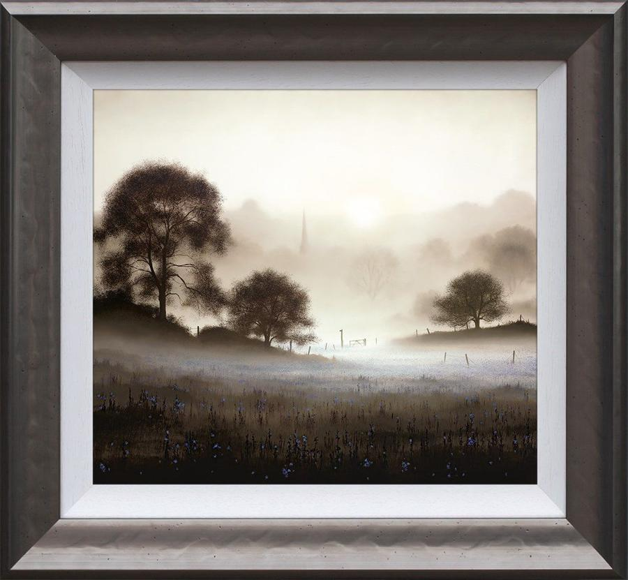 Sunday Morning Framed Art Print by John Waterhouse