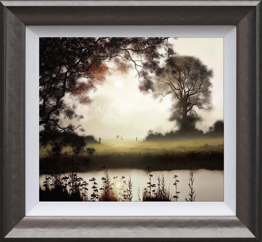 The Best Of Times Framed Art Print by John Waterhouse
