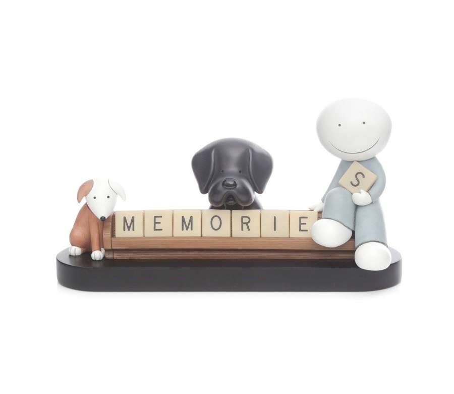Memories by Doug Hyde Sculpture