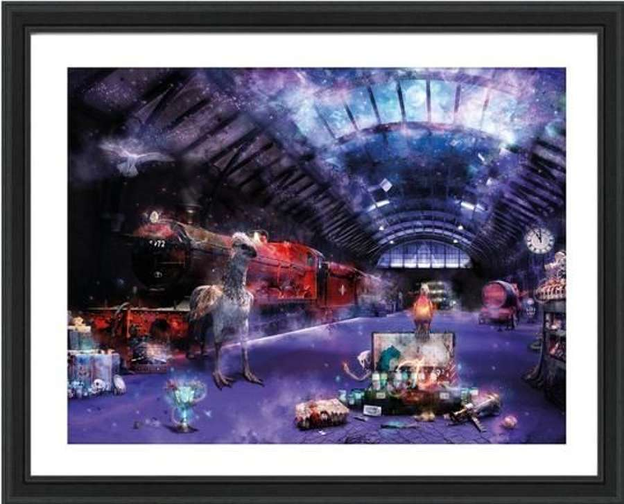 Anythings Possible   - Framed Art Print by Mark Davies