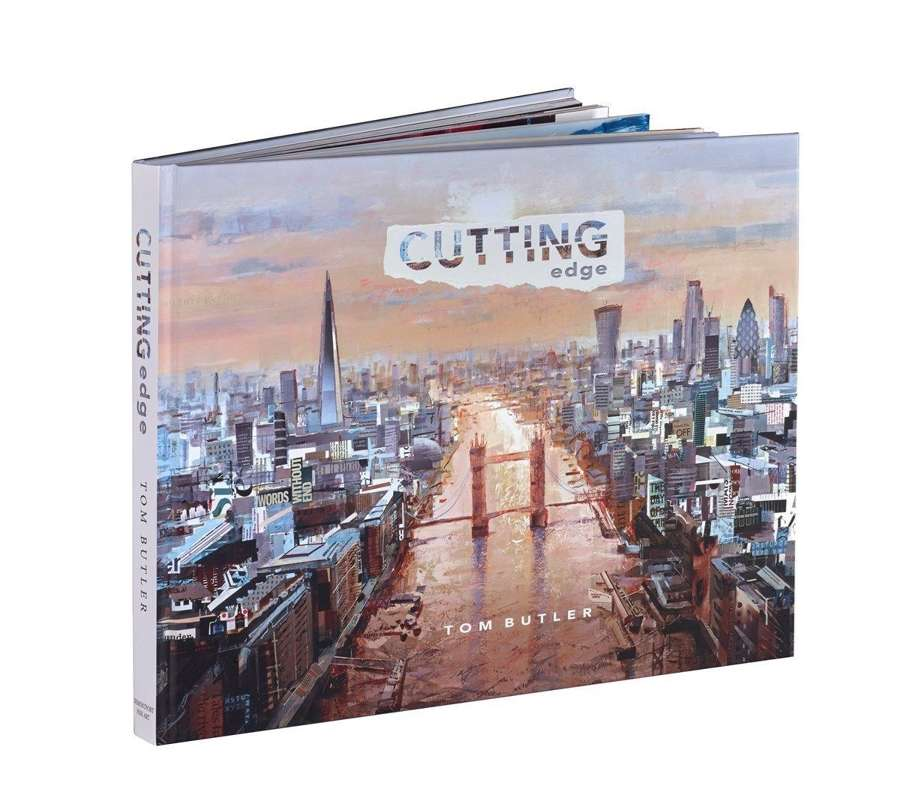 Cutting Edge Book by Tom Butler