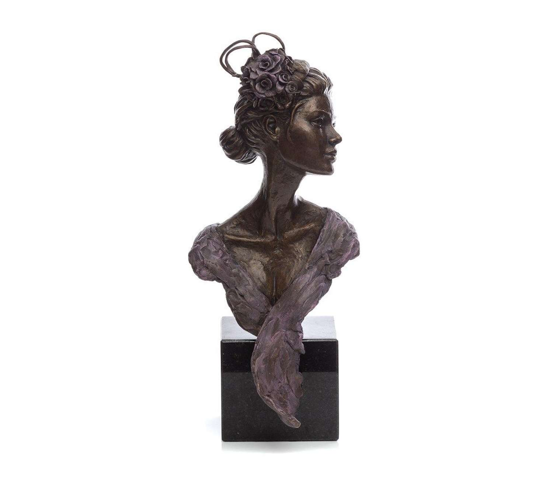Ascot Glamour Bronze Sculptureby Sherree Valentine Daines