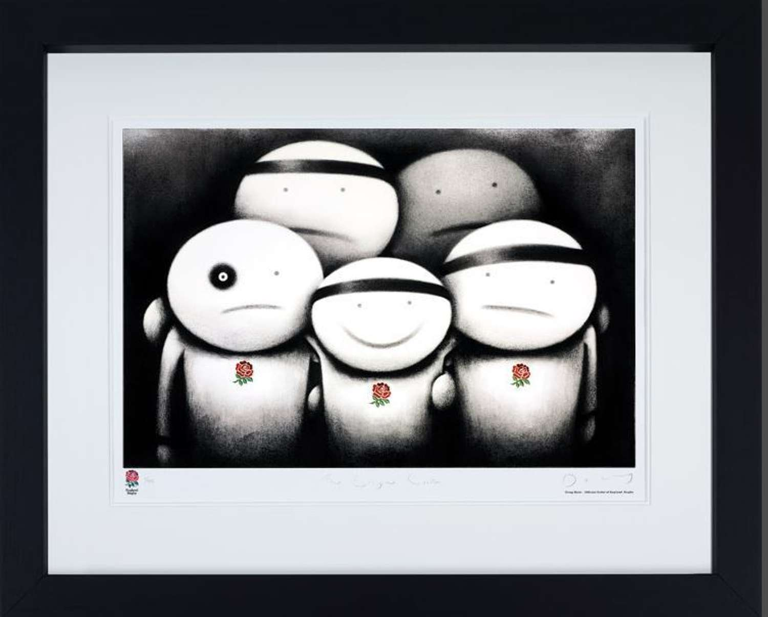 The Engine Room - Framed Art Print by Doug Hyde