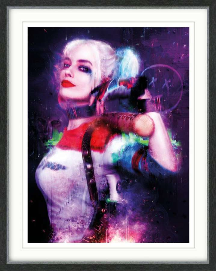 Wonder Woman - You Don't Own Me - Framed Art Print By Mark Davies