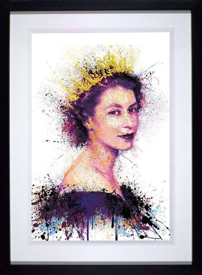 Crowning Glory - Framed Art Print By Daniel Mernagh