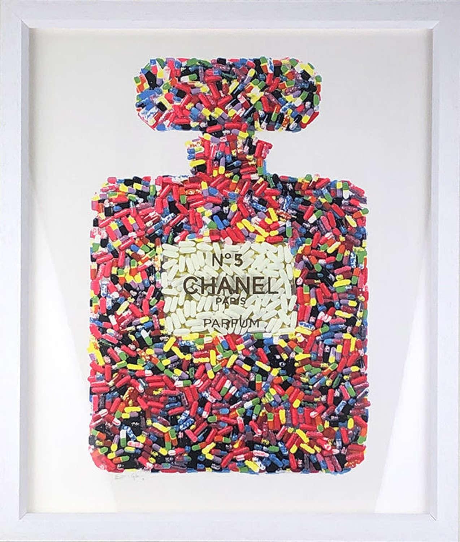 Addiction No.5 - Framed Art Print By Emma Gibbons