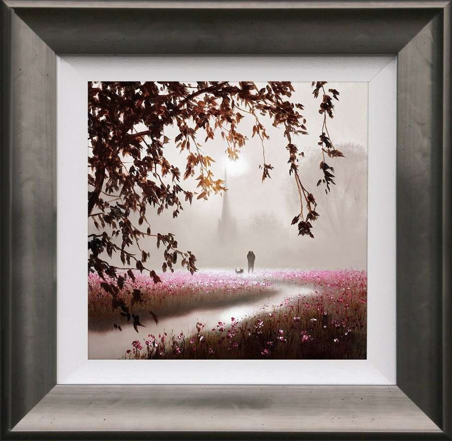 From This Day Forward - Framed Art Print By John Waterhouse