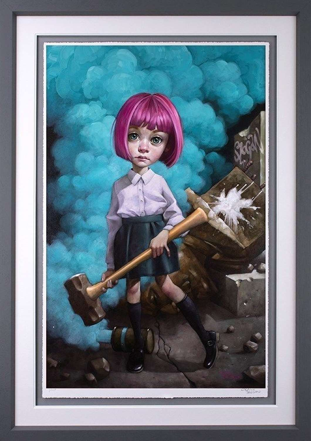 I Don't Know About Art, But I Know What I Like - by Craig Davison