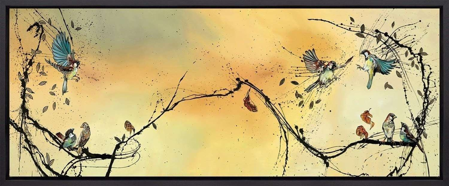 Taking Flight by Kay Davenport Limited Edition Art Print