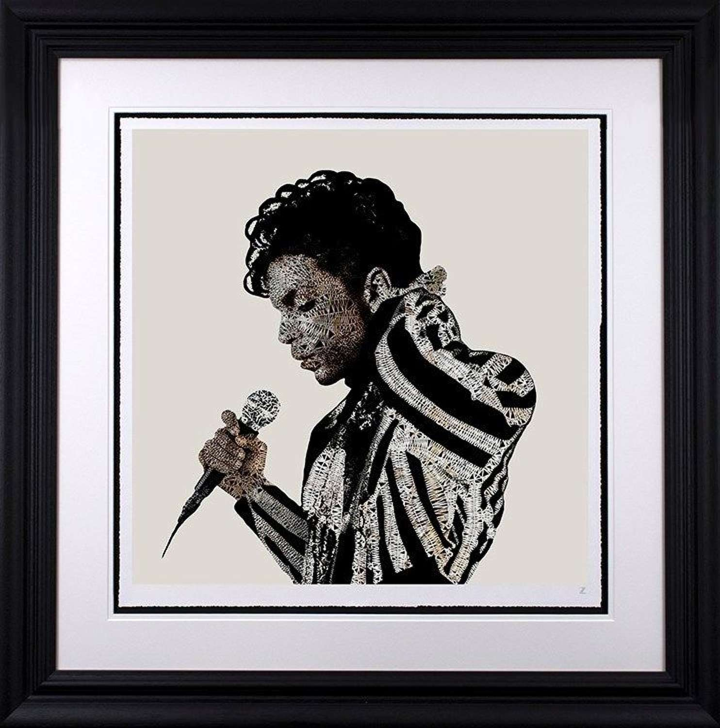 Prince by Zee Framed Limited Edition Art Print