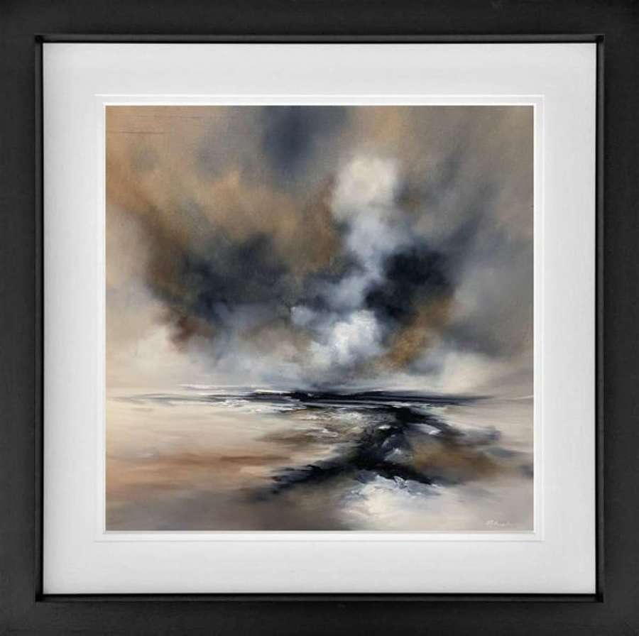 Transient Moments - Framed Art Print By Alison Johnson
