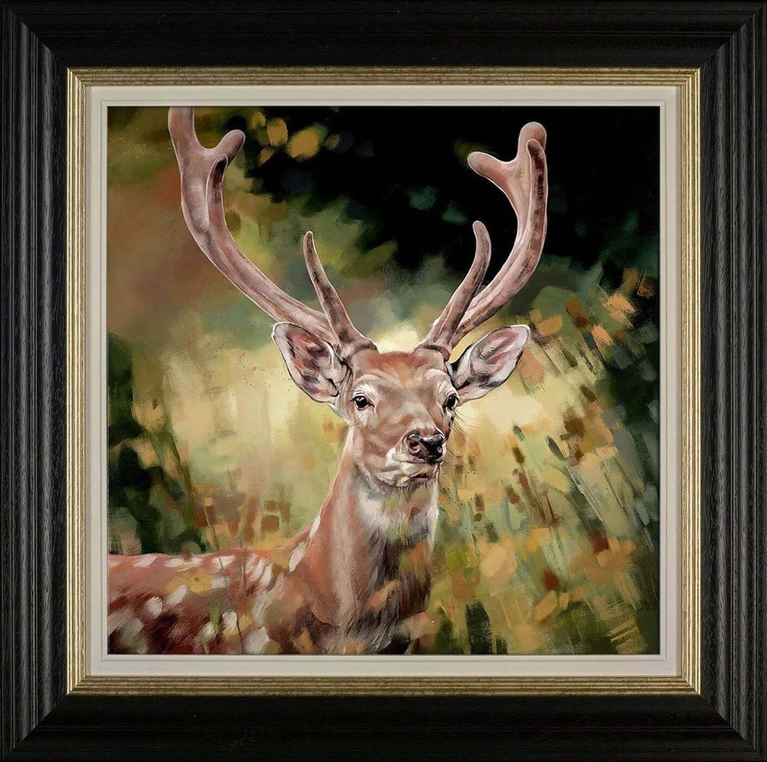 Contemplating - Framed Art Print by Debbie Boon