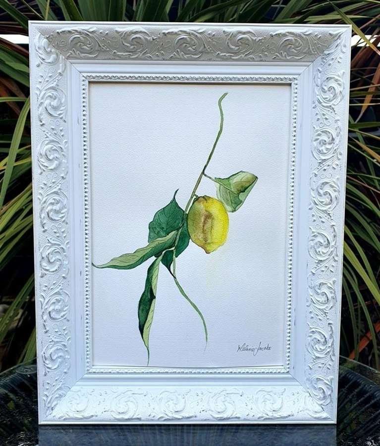 When Life Gives You Lemons... Original  Painting by Melanie Jacobs