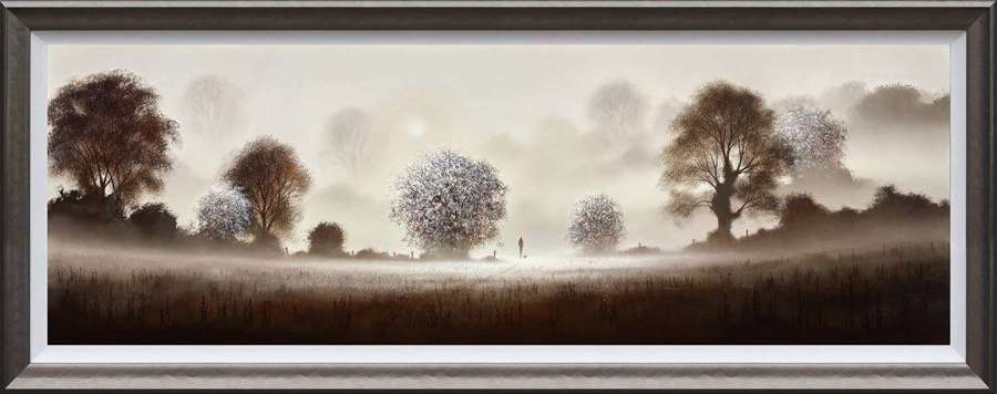 A New Day Dawns - Framed Art Print by John Waterhouse