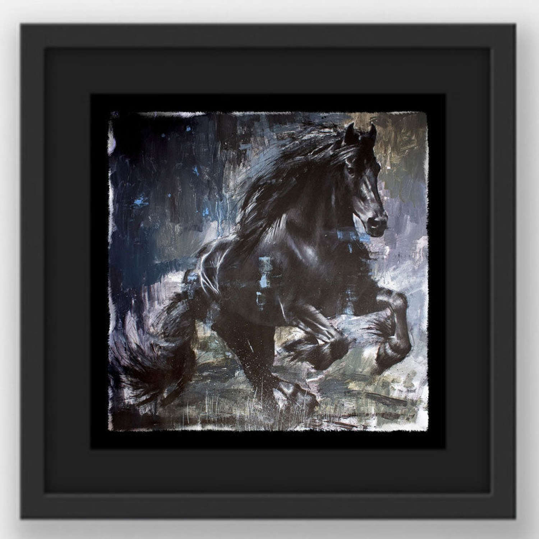 Zorro - Framed Art Print By Rob Hefferan