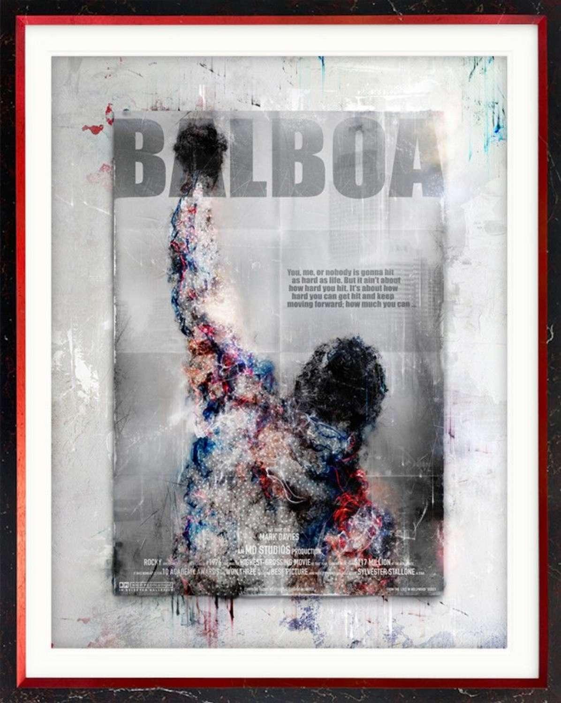 BALBOA (Rocky) - Billboard Edition Mark Davies