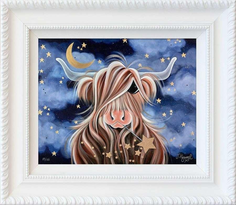 Make A Wish - Framed Art Print by Jennifer Hogwood