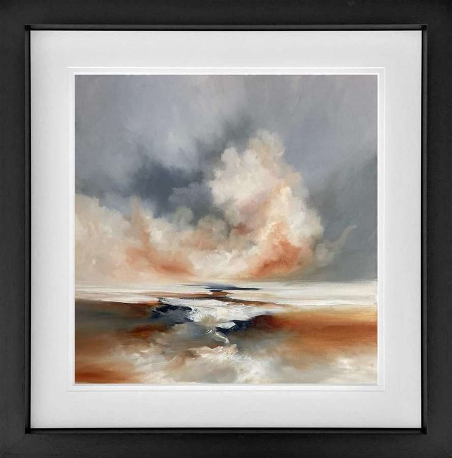A Higher Love - Framed Studio Edition by Alison Johnson