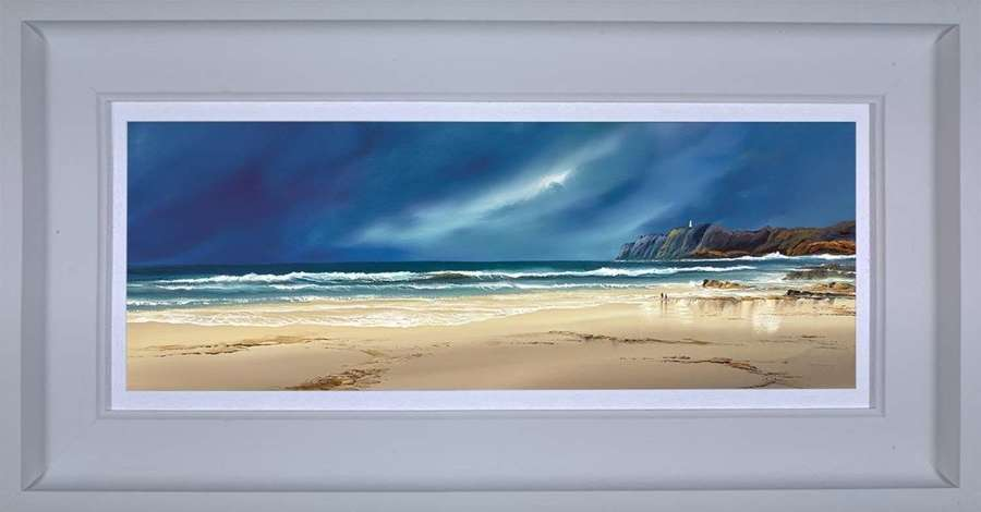 Moments to Live For - Framed Art Print by Philip Gray
