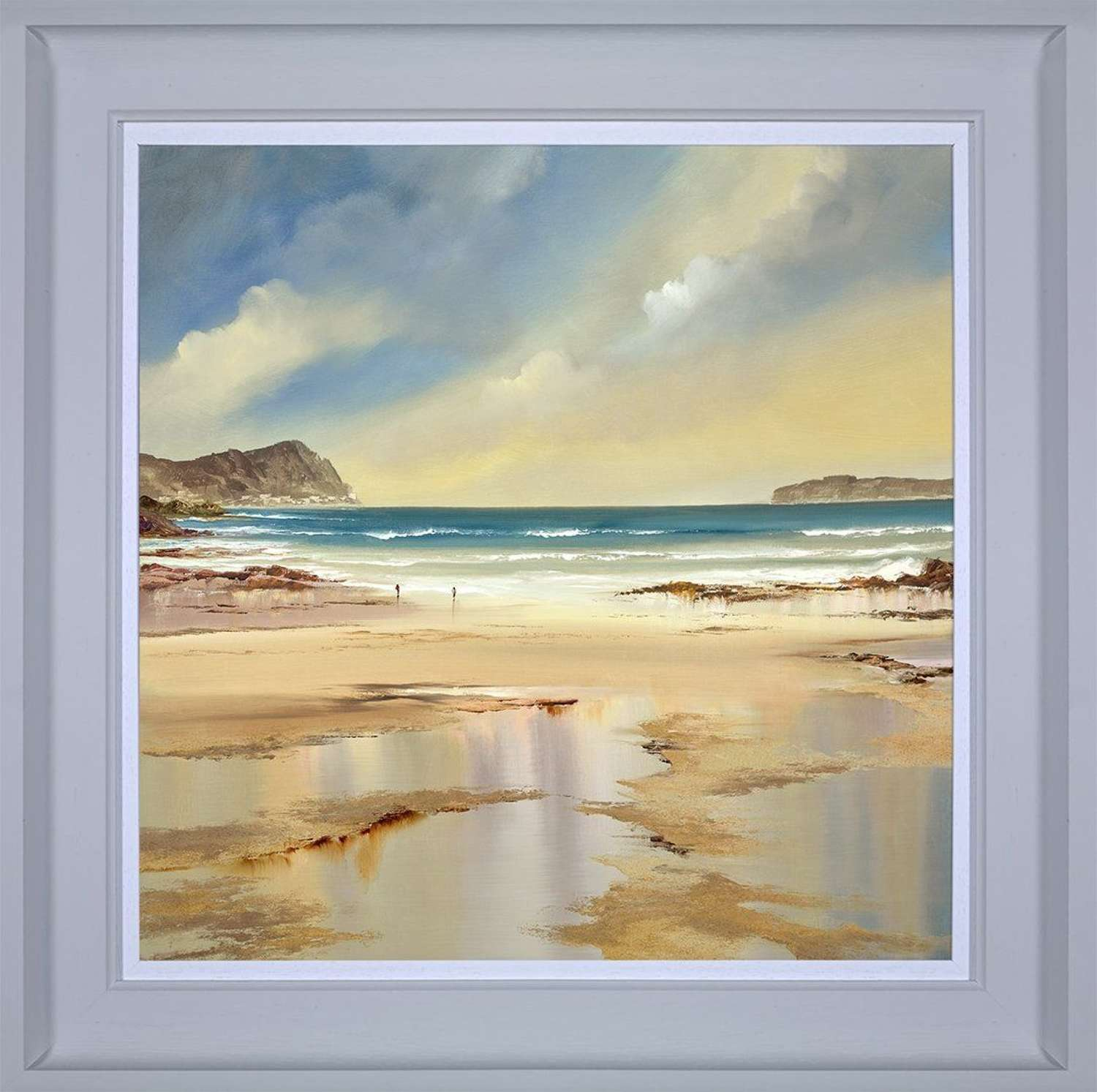 Moments to Remember - Framed Art Print by Philip Gray