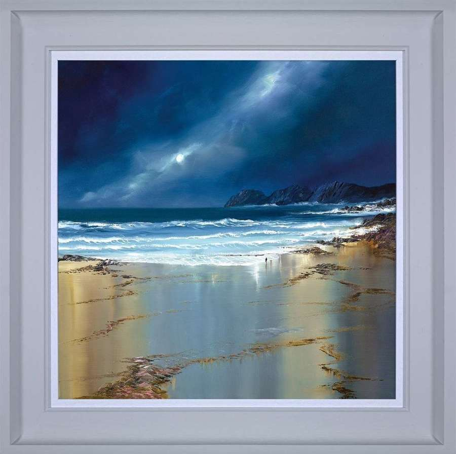 Moments to Treasure - Framed Art Print by Philip Gray