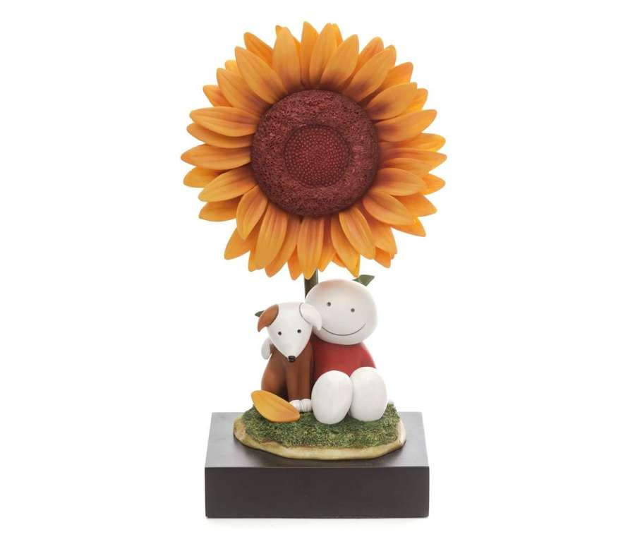 My Sunshine by Doug Hyde Sculpture