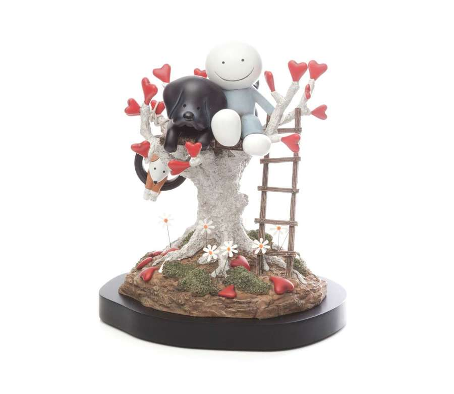 Family Tree Sculpture by Doug Hyde