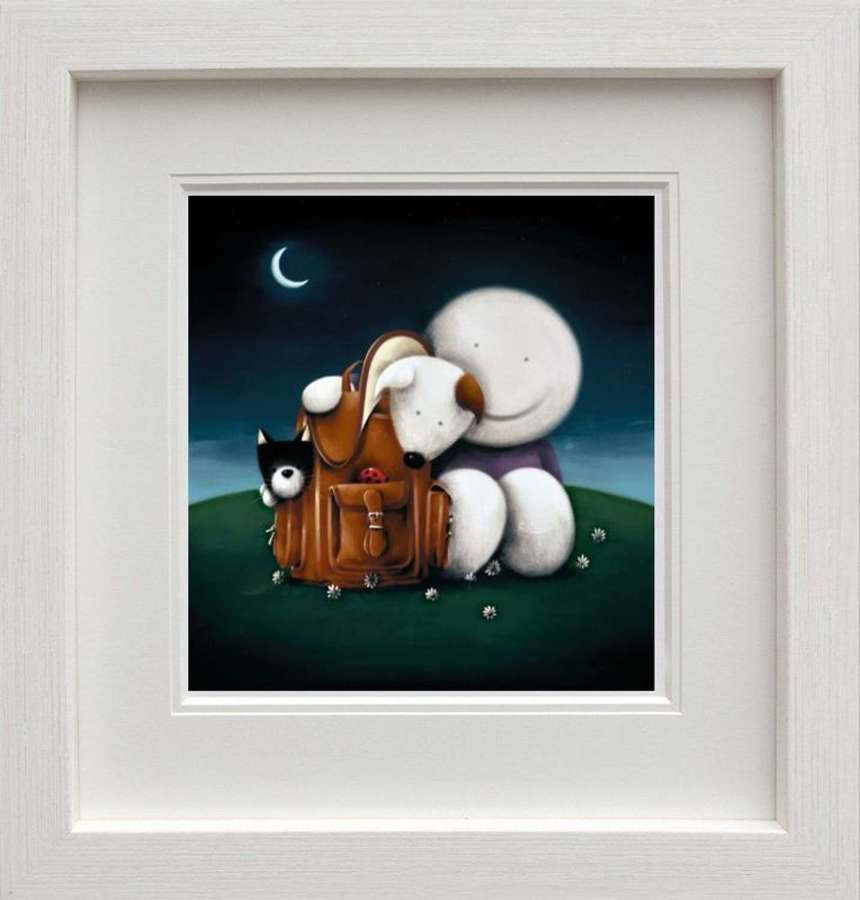The Great Outdoors Framed Art Print By Doug Hyde